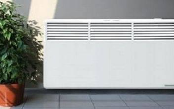 Использование электрических конвекторов для отопления дома