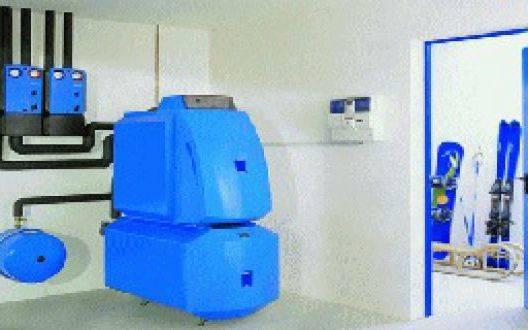 Газовый котёл для отопления помещения: напольный или настенный
