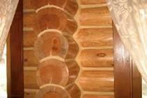 Герметик для сруба - заделка межвенцовых швов деревянного сруба