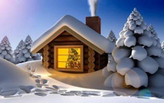 Индивидуальное отопление дома из оцилиндрованного бревна