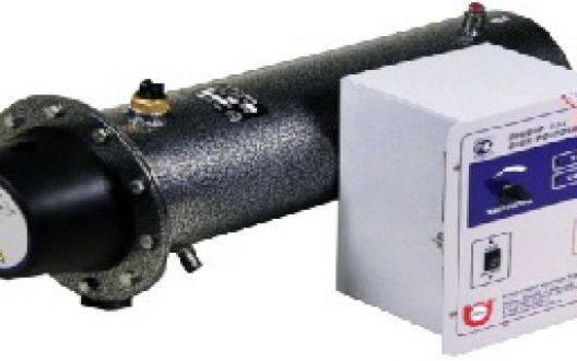 Индукционный электрический котёл для отопления частного дома