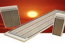 Система отопления инфракрасными обогревателями