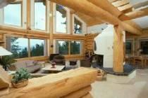 Сруб пятистенок для строительства дома или бани - преимущества
