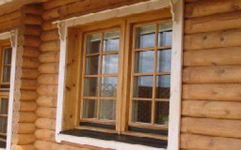 Как правильно врезать окна в сруб – врезка окон в деревянном доме