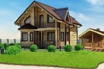 Деревянные дома и дачи от застройщиков в Екатеринбурге