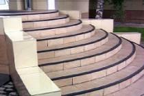 Как залить круглое крыльцо из бетона