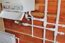 Установка котла и монтаж электрического отопления в частном доме
