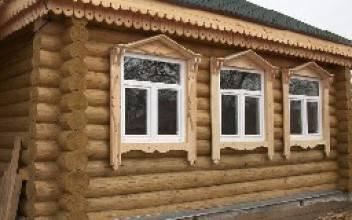 Наличники для окон в деревянном доме – окна в срубе с наличниками