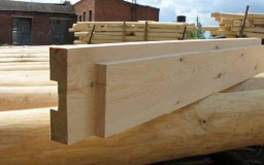 Обсада в деревянном доме: технология установки окосячки в срубе