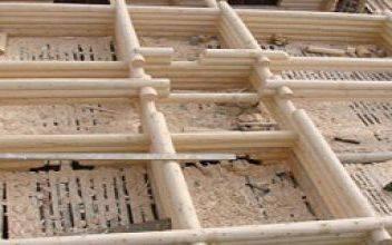 Типичные ошибки при строительстве дома из оцилиндровки