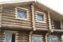 Окна в деревянном доме - как устанавливают и отделывают