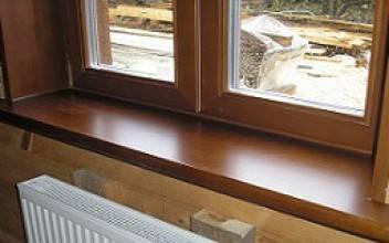 Как сделать откосы на окнах в деревянном доме