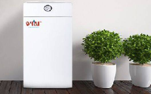 Отопление частного дома котлом на природном газе