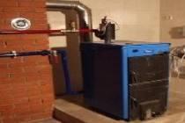 Твердотопливные котлы отопления для частного дома