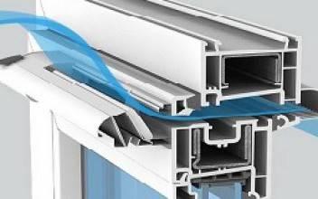 Вентиляционные клапаны для пластиковых окон