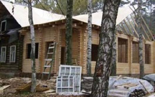 Ремонт старого деревянного дома: виды работ и затраты