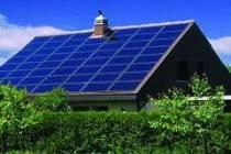 Как используют солнечные батареи для отопления дома