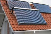 Как самому сделать систему солнечного коллекторного отопления дома