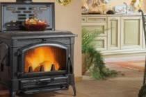 Современные дровяные печи для отопления дома: какую выбрать