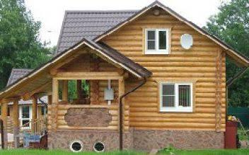 Фирмы по строительству домов из оцилиндровки в Архангельской области