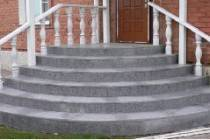 Как правильно залить ступеньки крыльца из монолитного бетона