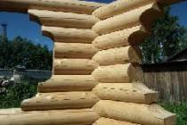 Технологическая методика самостоятельной постройки дома из оцилиндровки