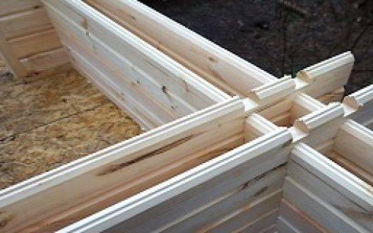 Строительство домов по технологии «двойной брус»