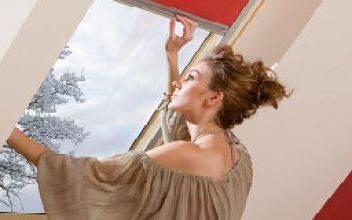 Как устанавливают кровельные окна в крыше или мансарде дома