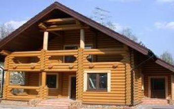 Строительство домов из оцилиндровки: «за» и «против»