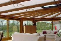 Закрытая терраса к дому: продолжение дизайна дома