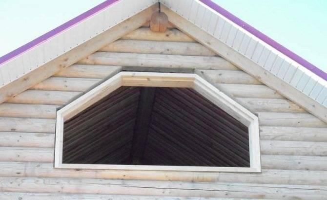 Как вырезать окно в деревянном доме