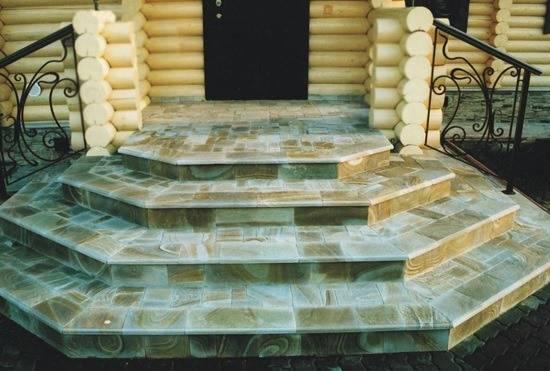 Плитка под натуральный камень