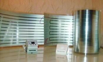 Плёночные инфракрасные обогреватели