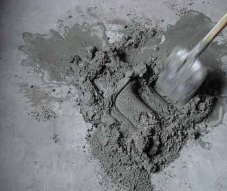 Подготовка бетонного раствора