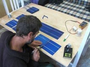 Подготовка пластин