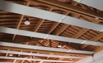 Потолочные инфракрасные панели