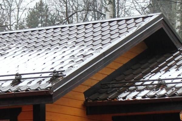 Пристройка крыши веранды