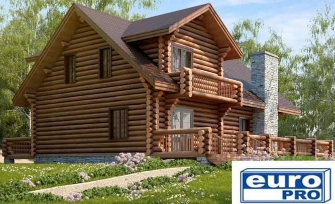 Проекты домов от группы компаний ЕвроПРО