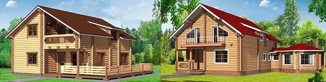 Проекты компании Nord House