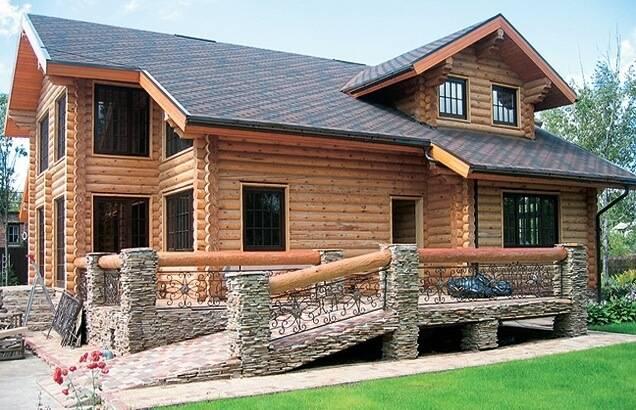 Строительство деревянных домов ООО Мир Домов 62