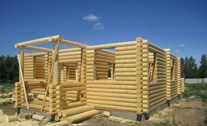 Строительство из готового домокомплекта