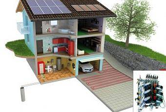 Водородное отопление дома
