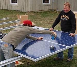Защита солнечных батарей