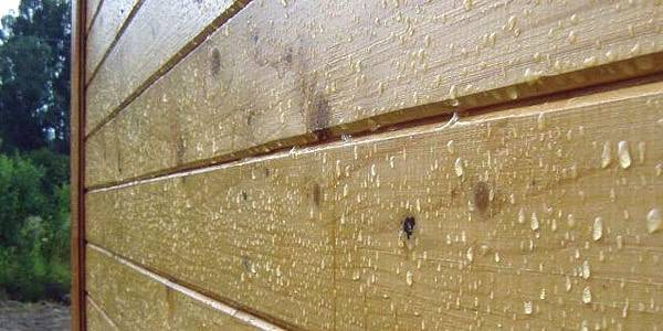 Защитные составы с водоотталкивающей плёнкой