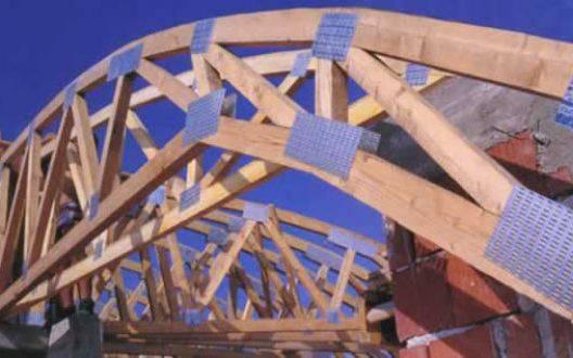 СНиП II 25 80. Деревянные конструкции