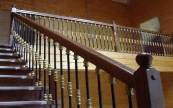ГОСТ 23120 78. Лестницы маршевые, площадки и ограждения стальные. Технические условия