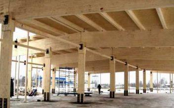 ГОСТ 20850-84. Конструкции деревянные клееные. Общие технические условия