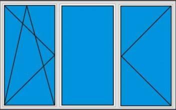 ГОСТ 30674-99. Блоки оконные из поливинилхлоридных профилей. Технические условия