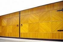 ГОСТ 18853-73. Ворота деревянные распашные для производственных зданий и сооружений. Технические условия
